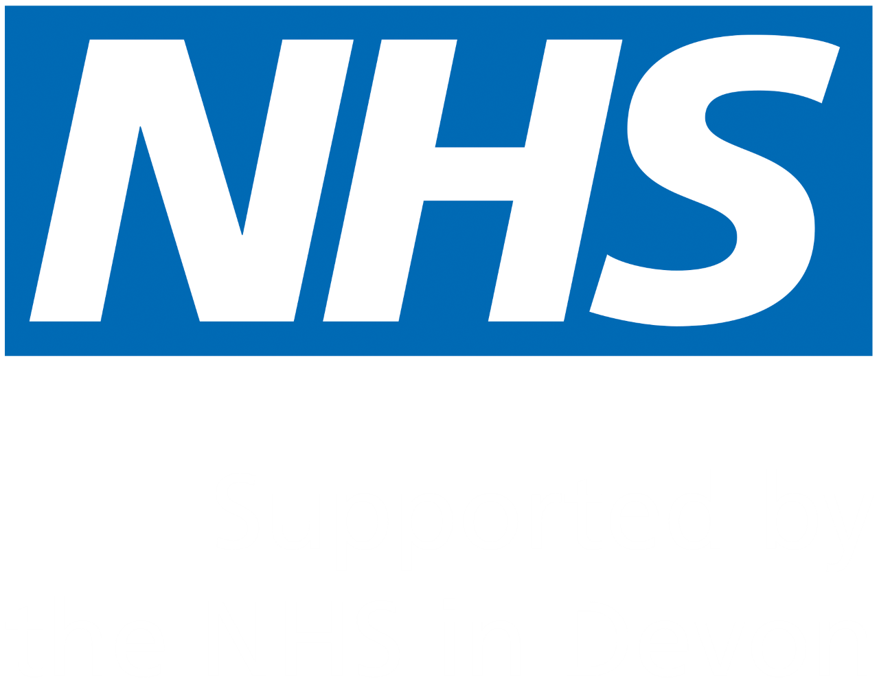Supported by the NHS in Devon
